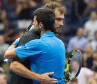 Janowicz przegrał z Djokoviciem w pierwszej rundzie US Open