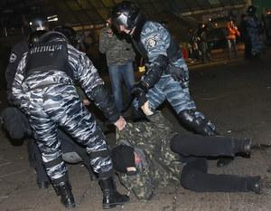 Janukowycz o pacyfikacjach: Milicja przesadziła