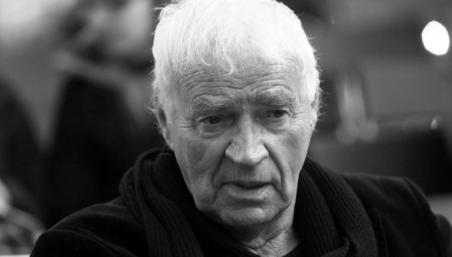 Janusz Głowacki był cenionym dramaturgiem na Zachodzie /Tomasz Gzell /PAP
