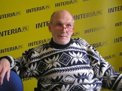 Janusz Grzywacz /INTERIA.PL