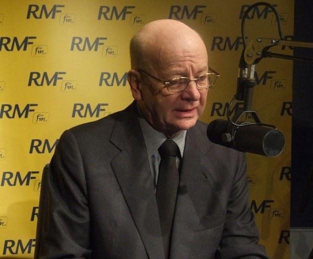 Janusz Kochanowski /RMF