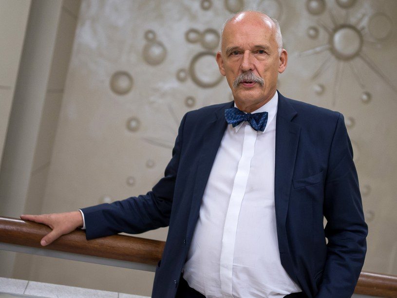 Janusz Korwi-Mikke /Michał Woźniak /East News