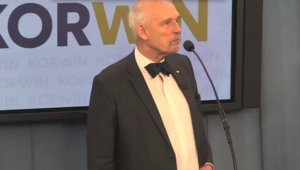 Janusz Korwin-Mikke: To jest jakieś szaleństwo smoleńskie