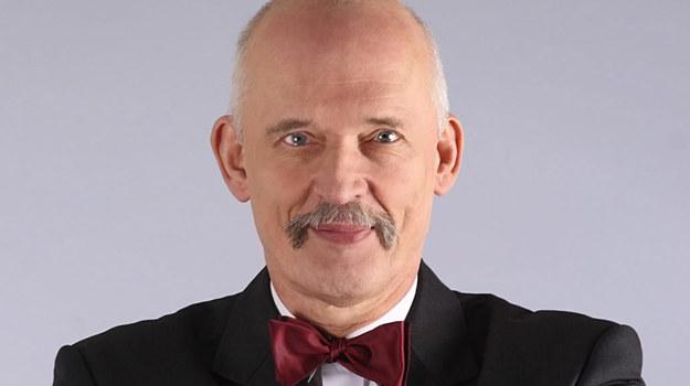 Janusz Korwin-Mikke /Agencja FORUM