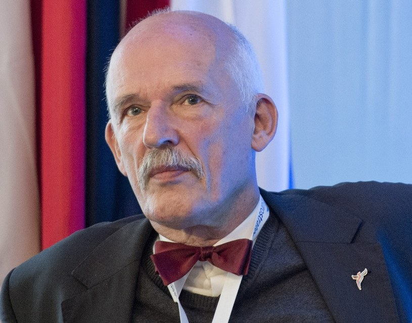 Janusz Korwin-Mikke /Piotr Tracz /Reporter
