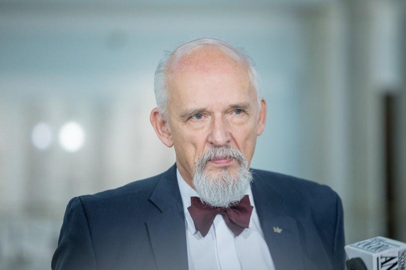 Janusz Korwin-Mikke /Pawel Wisniewski /East News