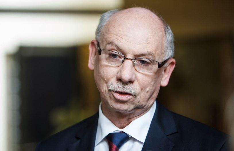 Janusz Lewandowski /Andrzej Stawiński /Reporter