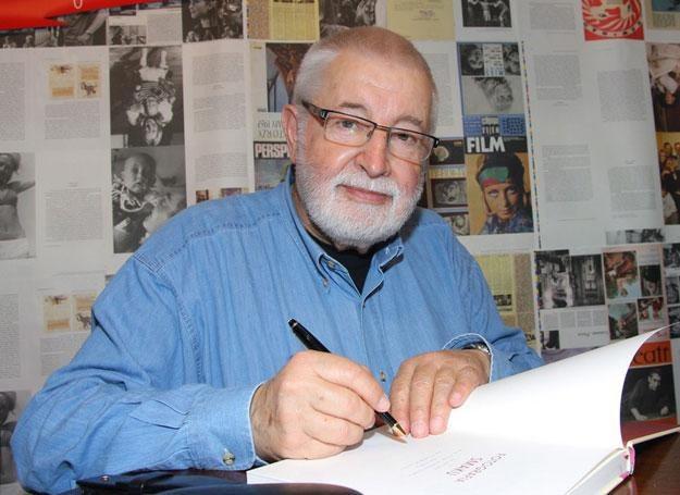 Janusz Majewski był gościem Targów Książki / fot. Damian Klamka /East News