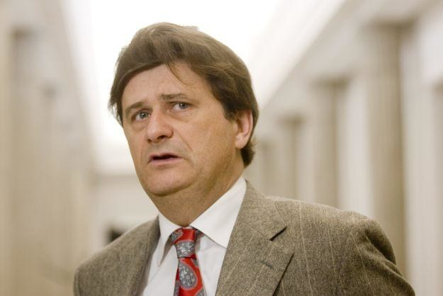 Janusz Palikot, fot. P. Kula /PAP