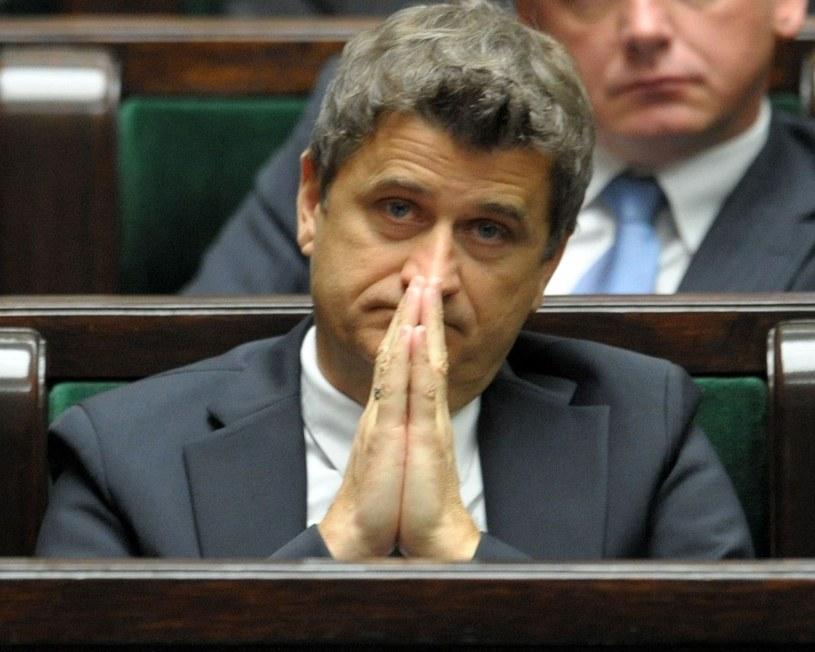 Janusz Palikot /AFP