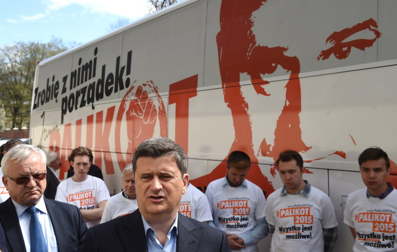 Janusz Palikot /Radek Pietruszka /PAP