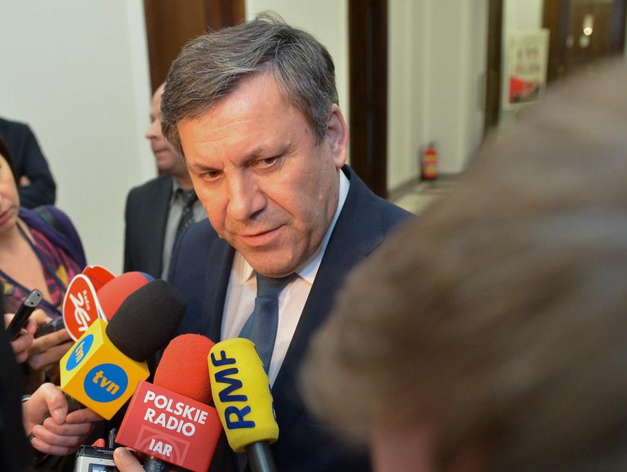 Janusz Piechociński wicepremier i szef PSL /Radek Pietruszka /PAP