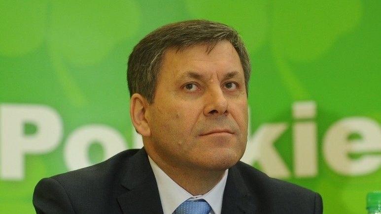 Janusz Piechociński /Fot. W. Rozbicki /Reporter