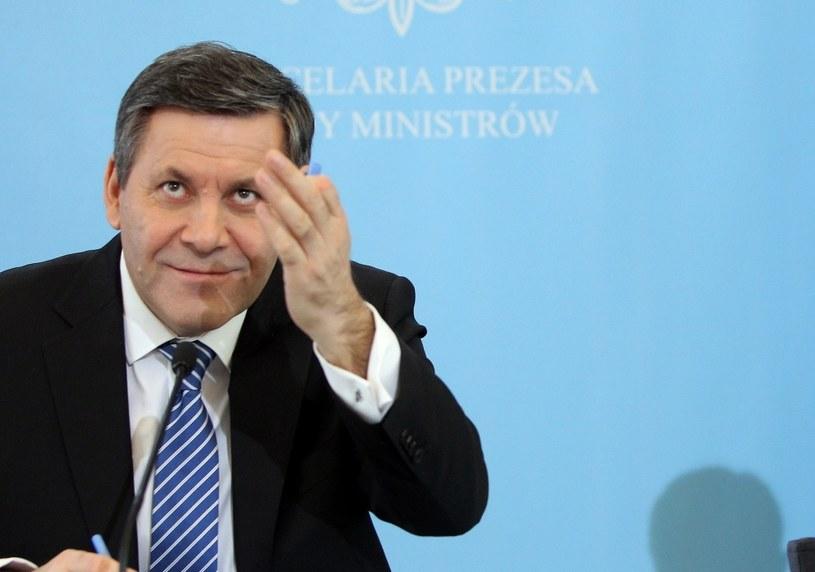 Janusz Piechociński /Radek Pietruszka /PAP