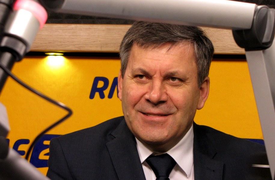 Janusz Piechociński /Olga Wasilewska /Archiwum RMF FM