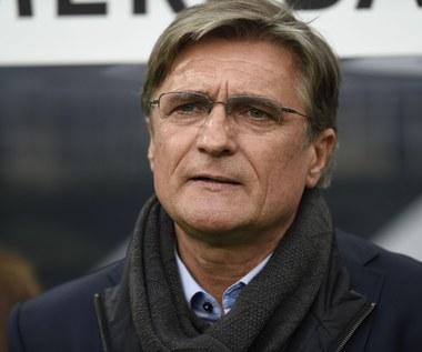 Janusz Wójcik: Nasza kadra jest jak grochówka