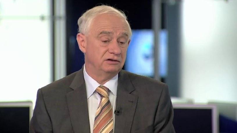 Janusz Zemke /TVN24/x-news