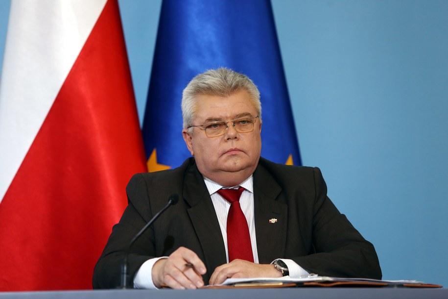 Janusz Związek /Tomasz Gzell /PAP