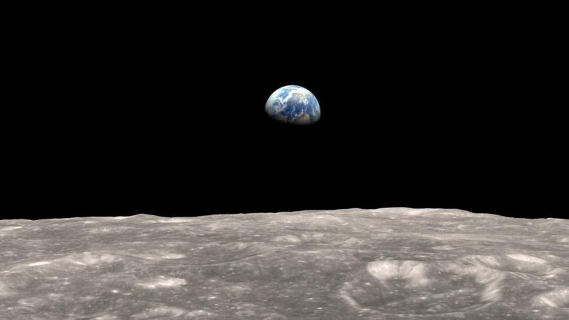 Japonia chce wysłać załogową misję na Księżyc /NASA