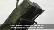 Japonia rozmieszcza system obrony przeciwrakietowej
