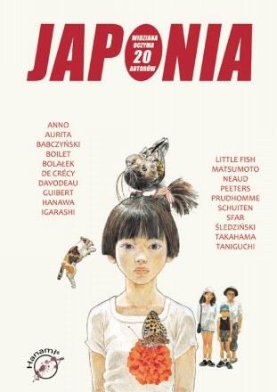Japonia widziana oczyma 20 autorów /Wydawnictwo Hanami