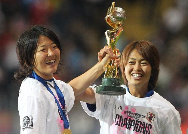 Japonki mistrzyniami świata w piłce nożnej /AFP