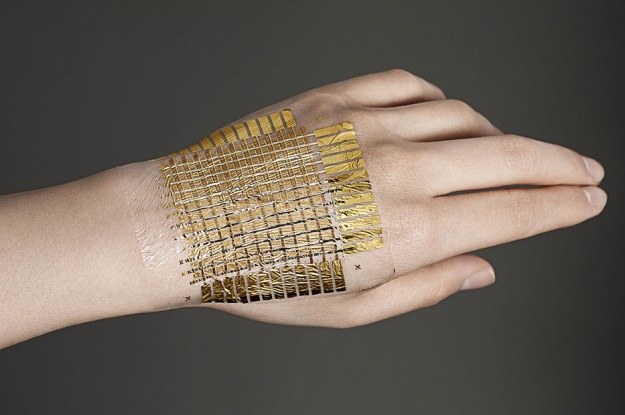 Japońska e-skóra zrewolucjonizuje medycynę? /materiały prasowe