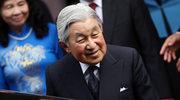 Japoński cesarz ze zgodą na abdykację