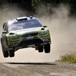 Jari-Matti Latvala na czele Rajdu Finlandii po 2 dniach