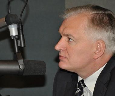 Jarosław Gowin: Będzie konfiskata mienia przestępców
