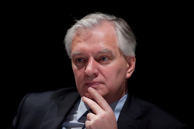 Jarosław Gowin, fot. Andrzej Rubis /Agencja FORUM