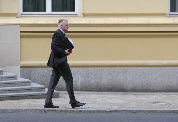Jarosław Gowin, fot. W. Rozbicki /Reporter