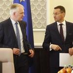 Jarosław Gowin: Premier Morawiecki ceni to, co robię