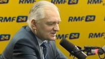 Jarosław Gowin w Popołudniowej rozmowie w RMF FM