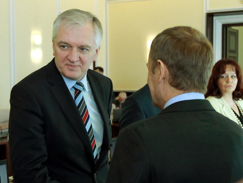 Jarosław Gowin /Radek Pietruszka /PAP