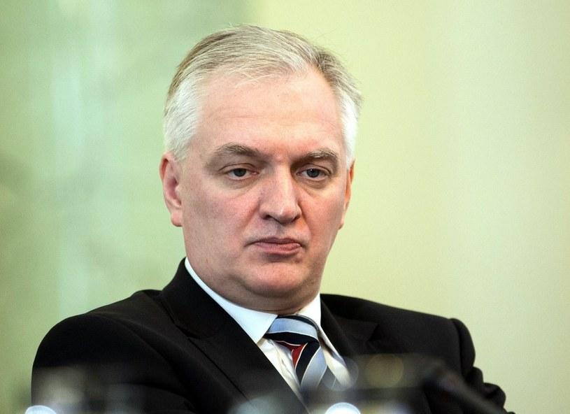 Jarosław Gowin /Andrzej Iwańczuk /Reporter