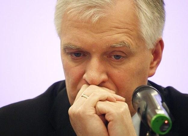 Jarosław Gowin /Adam Guz /Reporter