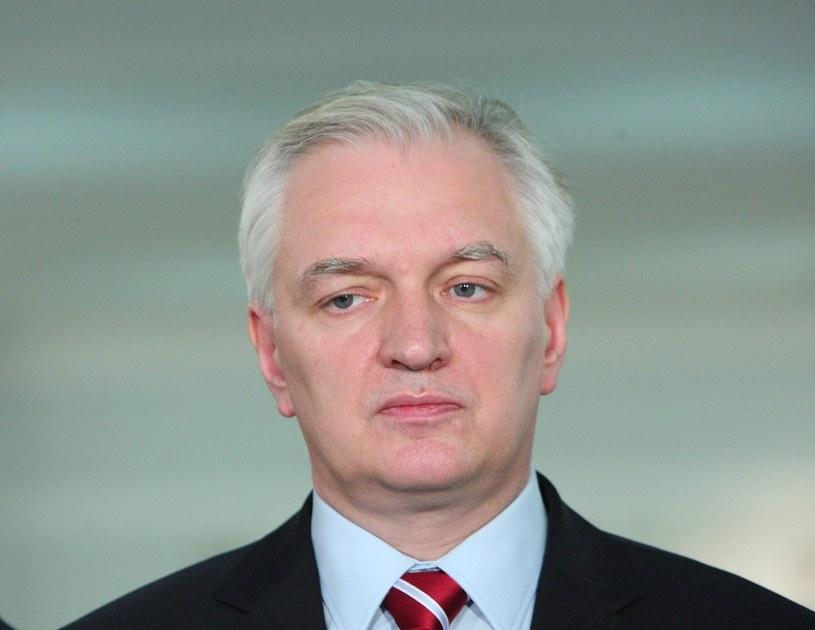Jarosław Gowin /Stanisław Kowalczuk /East News