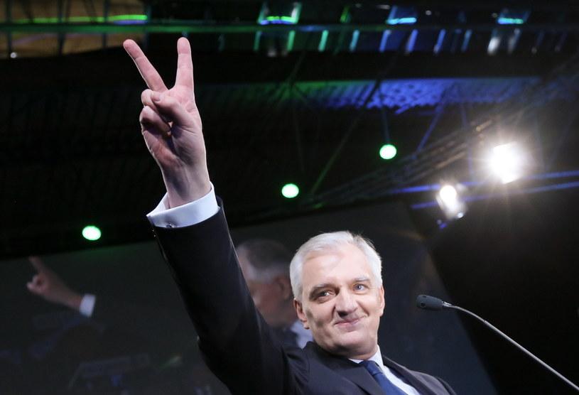 Jarosław Gowin /Paweł Supernak /PAP