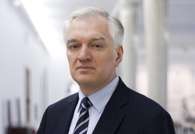 Jaroslaw Gowin /Krystian Dobuszyński /Reporter