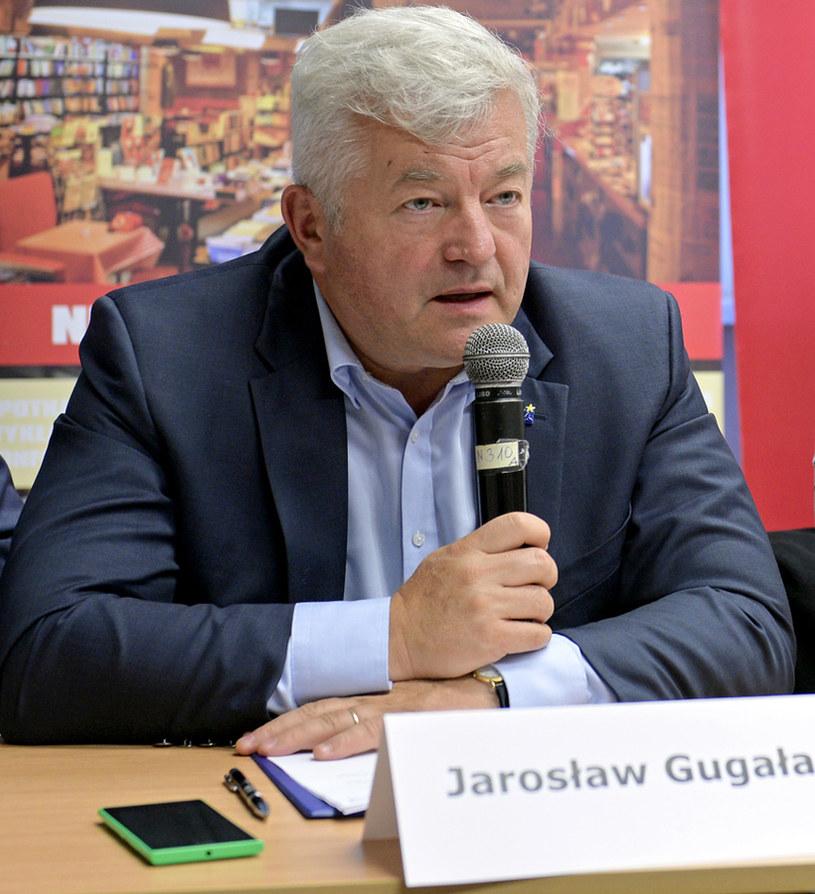 Jarosław Gugała od lat 90. związany jest z telewizją /AKPA