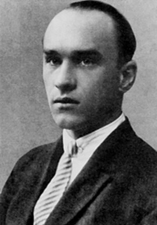 Jarosław Iwaszkiewicz, fot. z 1925 r. /Encyklopedia Internautica