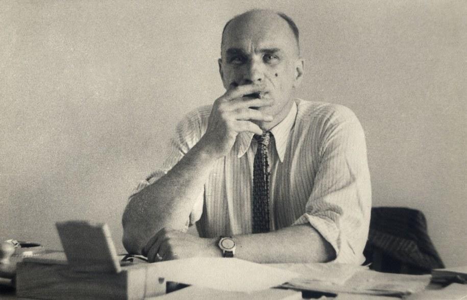 Jarosław Iwaszkiewicz /fot. SAP_archiwum Muzeum w Stawisku _Fotonova /Materiały prasowe