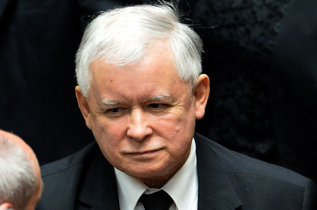 """Jarosław Kaczyński """"jest zdeterminowany"""" fot. Janek Skarżyński /AFP"""