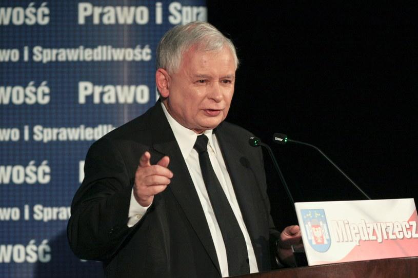 Jarosław Kaczyński napisał list do prezydenta tuż po wybuchu afery podsłuchowej /Lech Muszyński /PAP