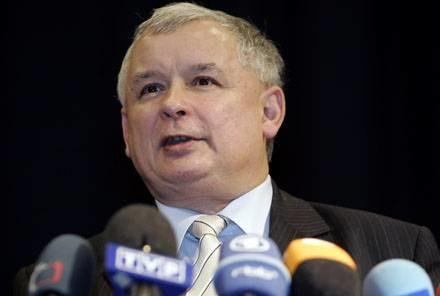 Jarosław Kaczyński odwołał kolejne z planowanych rozmów /AFP