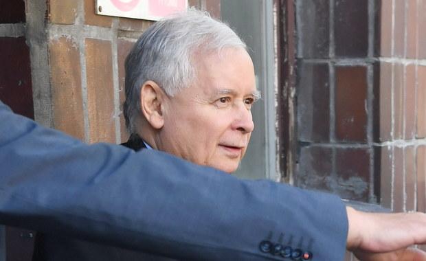 Jarosław Kaczyński przebywał w izolatce. Szumowski o stanie zdrowia prezesa PiS