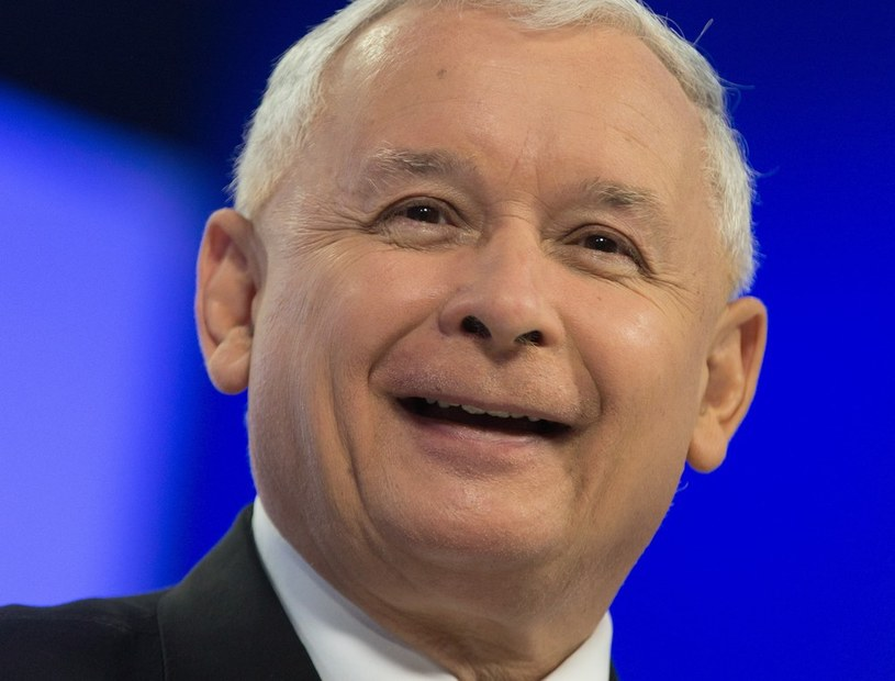 Jarosław Kaczyński rusza w Polskę /Witold Rozbicki /Reporter