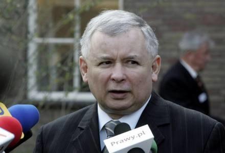 Jarosław Kaczyński uważa, że życie L. Wałęsy to przykład skomplikowanego życiorysu/fot. M. Nabrdalik /Agencja SE/East News