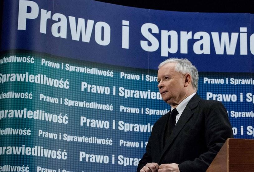 Jarosław Kaczyński /Michał Walczak /PAP
